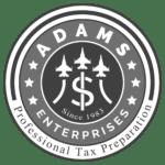 adams enterprises - bw logo