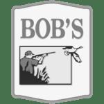 bob moates sports shop - bw logo
